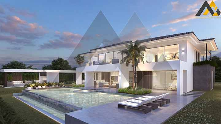 New and Modern Luxury villa