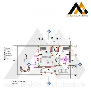 residential executed plan (11 width)