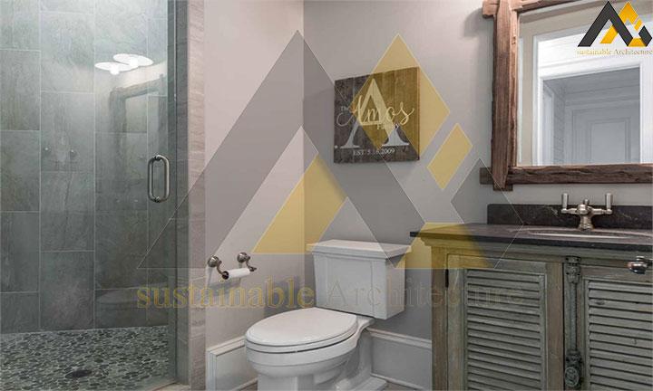 Traditional villa plan design
