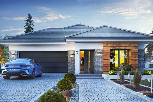 Awesome North sloping roof