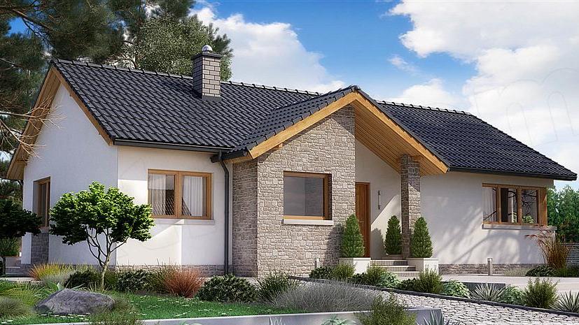 3 bedroom loft villa design