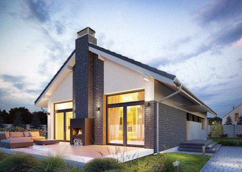Brilliant plan of a 2 storey villa